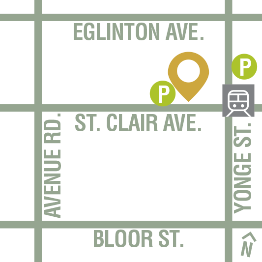 2 ST CLAIR AVE. W.